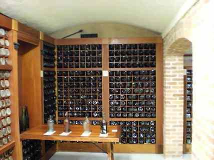 Deering Estate Wine Cellar, Miami