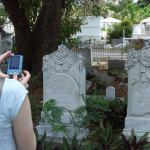 Key West Cemetery by Falling Angel via Flickr