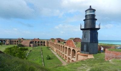 The Dry Tortugas National Park Lighthouse Florida Rambler