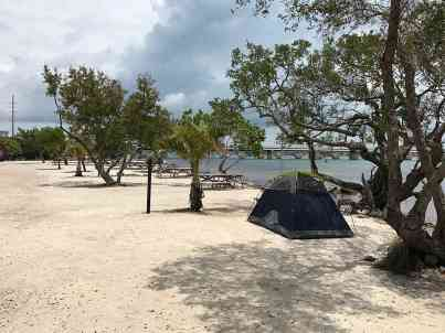 Camping near key west try these tropical hideaways for Big pine key fishing lodge