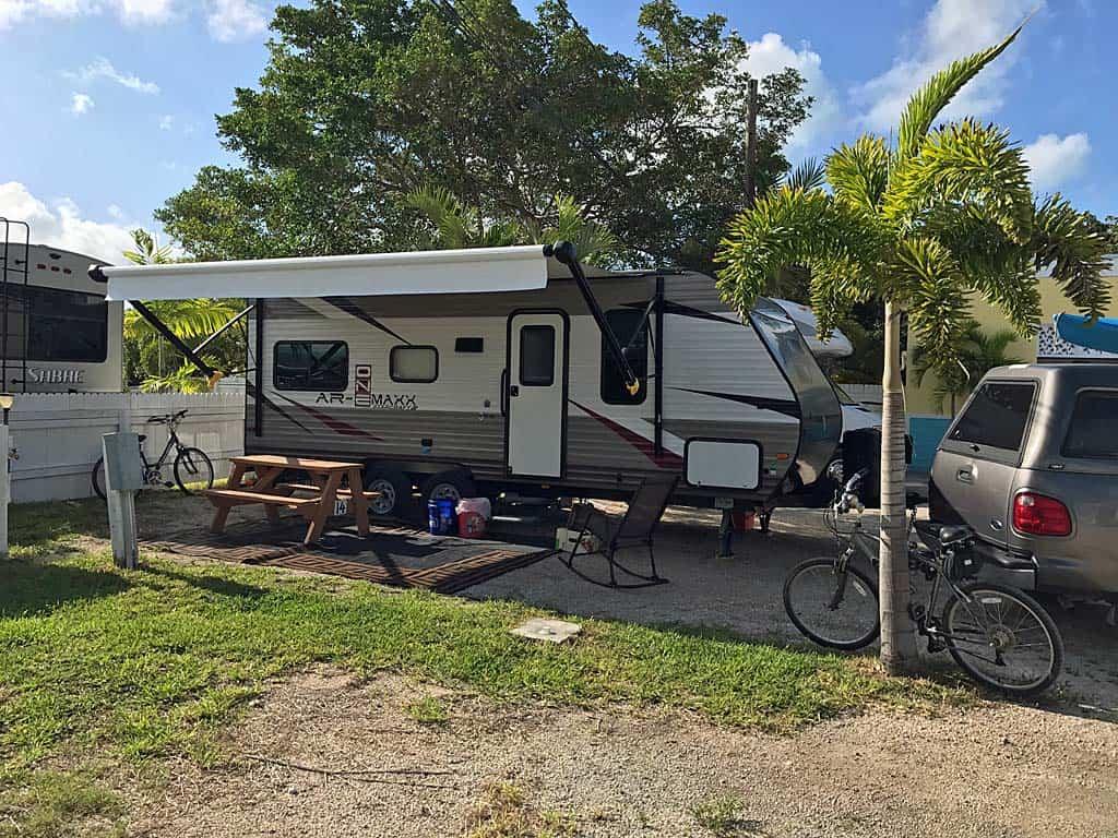 Full hookup Camping i Florida