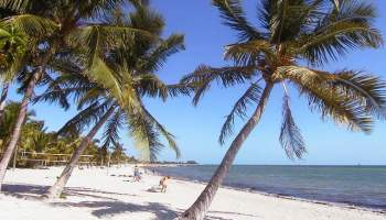 Free Beaches In The Florida Keys Our Map Helps You Find Best