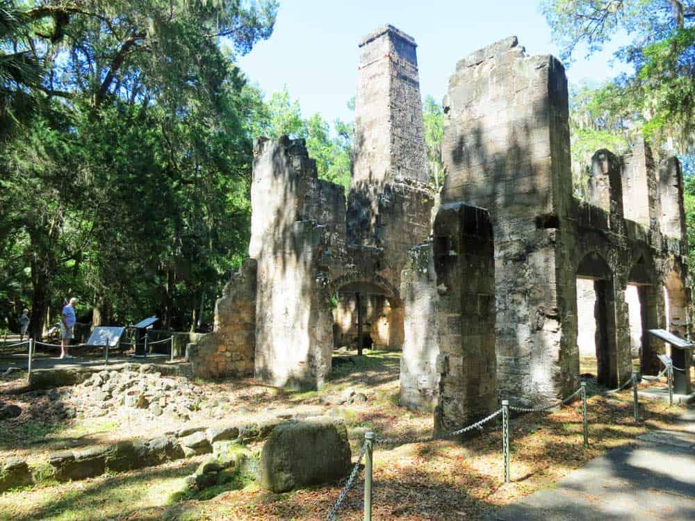Bulow Plantation Ruins: Easy stop off I-95 | Florida Rambler