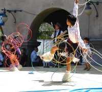 Hoop Dance (Photo courtesy PDPhoto.org)