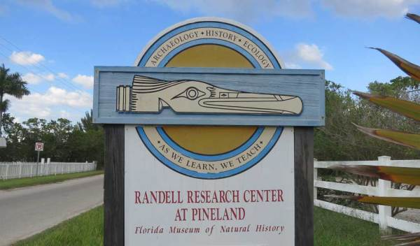 The Calusa Heritage Trail in Pineland offers excellent signage and information about the Calusa Islands who had a large settlement here.