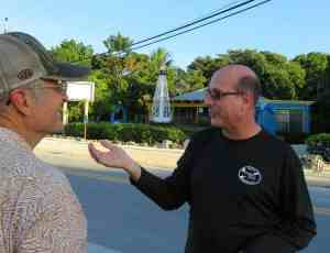 Historic Upper Keys Walking Tours in Islamorada.