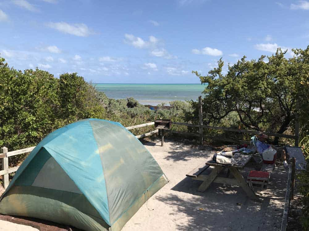 Genial Best Tent Camping In The Florida Keys