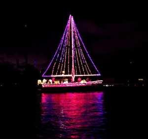 winterfest boat parade in fort lauderdale