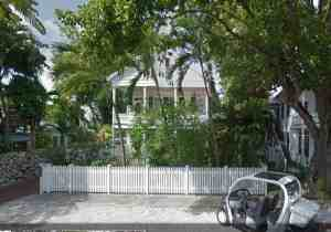 This circa 1900 house is on Windsor Lane is on the March Key West house tour.