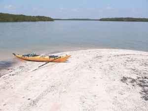 kayaking in the ten thousand islands