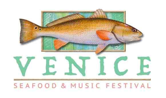 Venice Seafood Festival logo