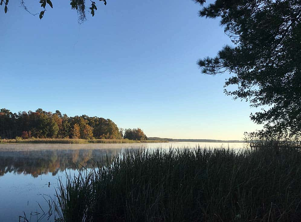 Three rivers state park getting away from it all for Lake seminole fishing