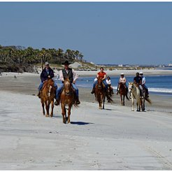 beach ride on amelia island