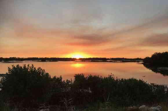 Cedar Key Sunset. Photo by Bob Rountree