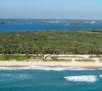 Watch your step: This beach was for Navy frogmen. Now it's yours