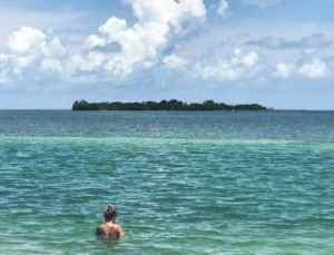 Indian Key as it looks from the Overseas Highway in Islamorada. (Photo: Bonnie Gross)