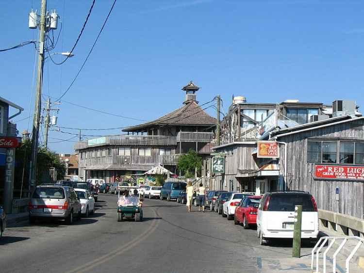 Cedar Key's Dock Street