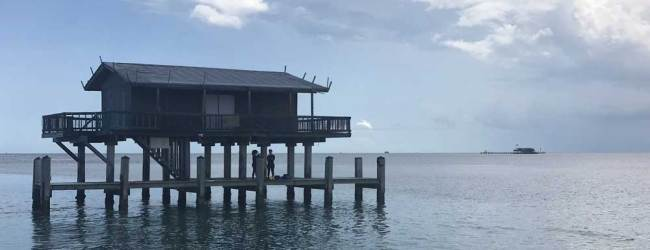 Stiltsville Hicks House