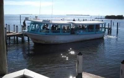 Tropic Star ferry to Cayo Costa