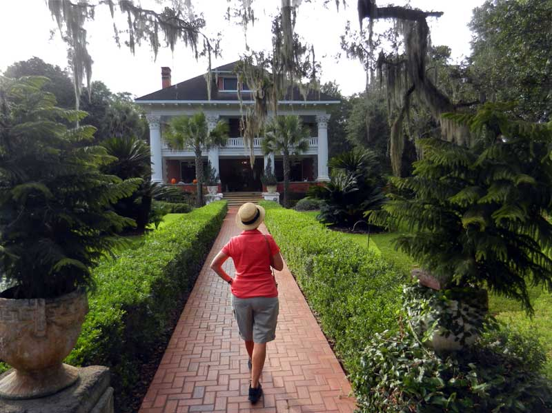 Micanopy and the Herlong Mansion: Slow down for Old Florida