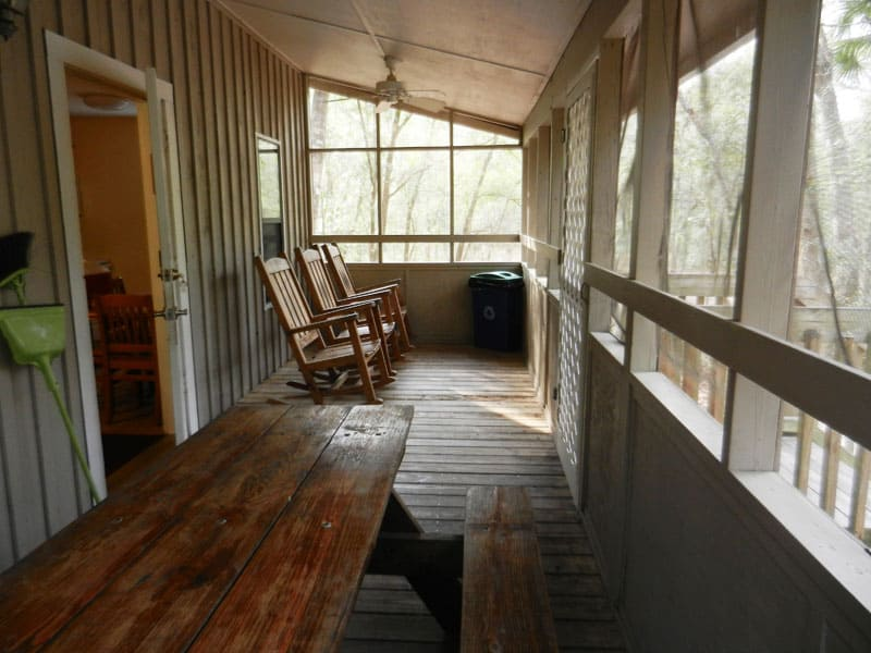 A Little Cabin In The Florida Woods Photos Of State Park