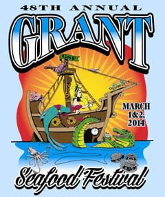 Grant Seafood Festival logo
