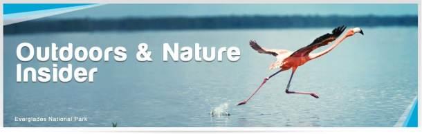 Visit Florida Outdoors & Nature Logo