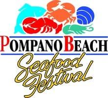 Pompano Beach Seafood Festival logo