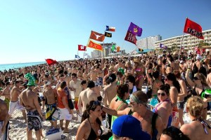 Spring Break in Daytona Beach