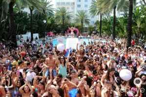 Spring Break on Miami Beach