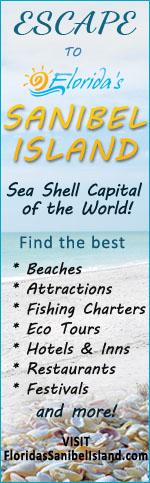 Sanibel Island Florida, Tourist and Travel information for Sanibel Florida