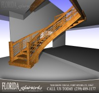 Stairway Design and Layout in Cape Coral