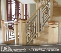 Contemporary Stairways and Staircases