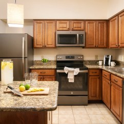 Hotels With Kitchen In Orlando Cabinet Installation Two Bedroom Apartment Style Suites Fl