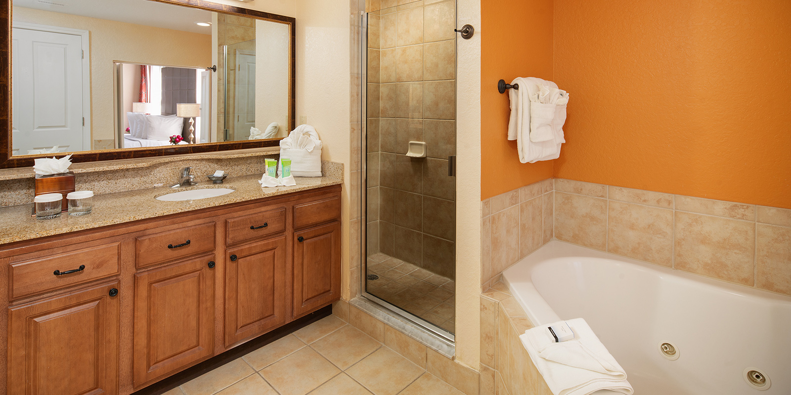 Three Bedroom Apartment Style Suites in Orlando FL
