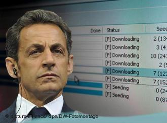 Franta presedintele Sarkozy