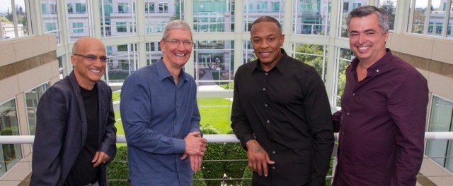 Dr Dre Jimmy Iovine Apple Music