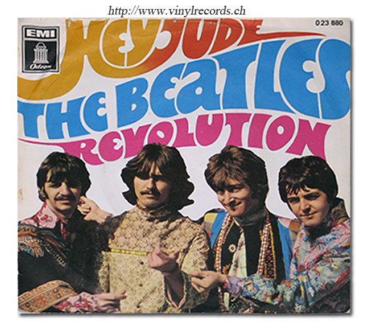 Beatles Hey Jude