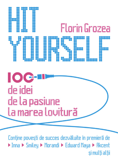 Hit Yourself - coperta