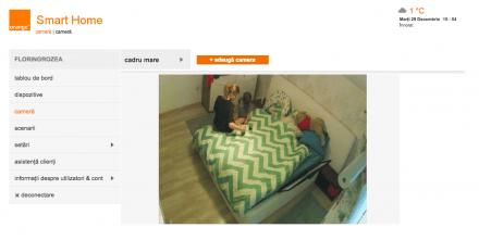 Smart Home Orange
