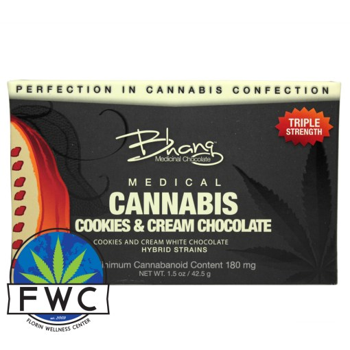 Bhang Cookies and Creme