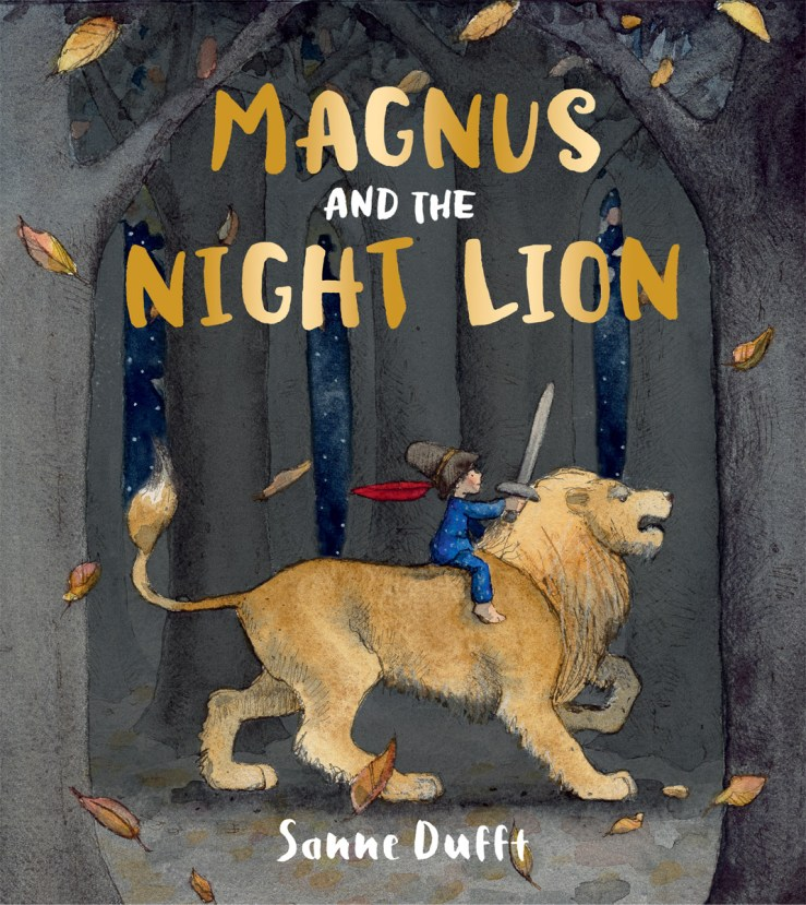 Image result for Magnus and the night lion