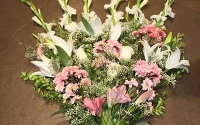 Ramo de Flores Fúnebre