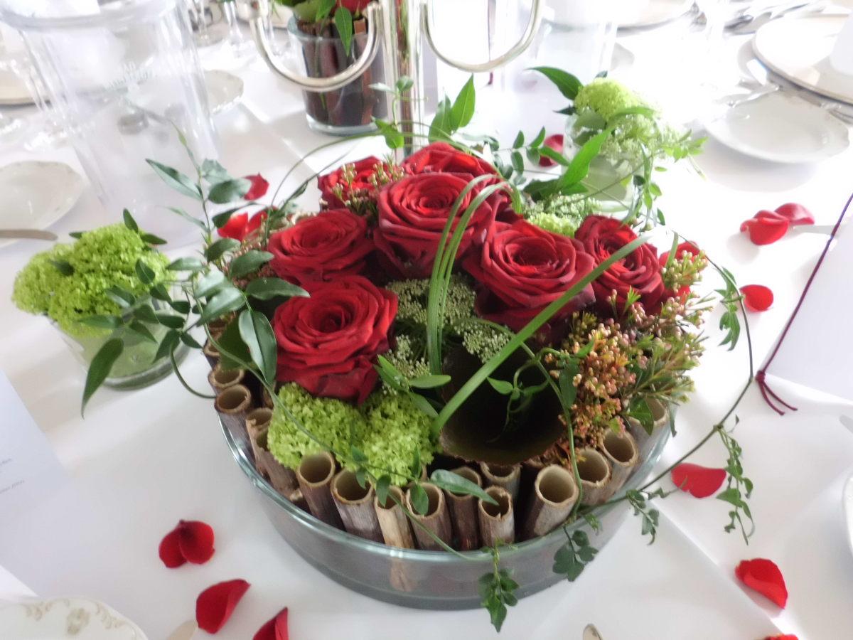 Blumendeko Hochzeit  Planen  Vergleichen  Sparen