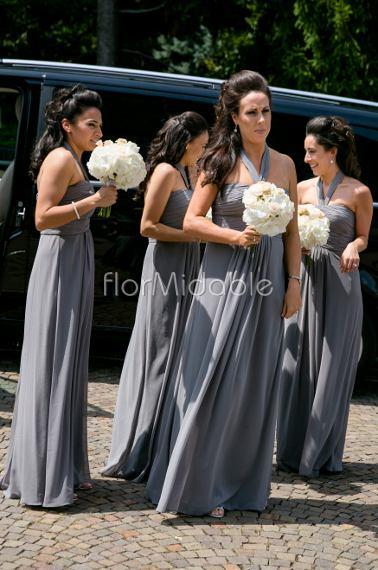 Bracciali coroncine accessori floreali per matrimonio