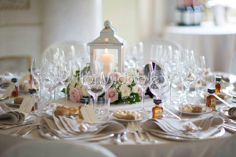 centrotavola matrimonio eleganti romantici moderni