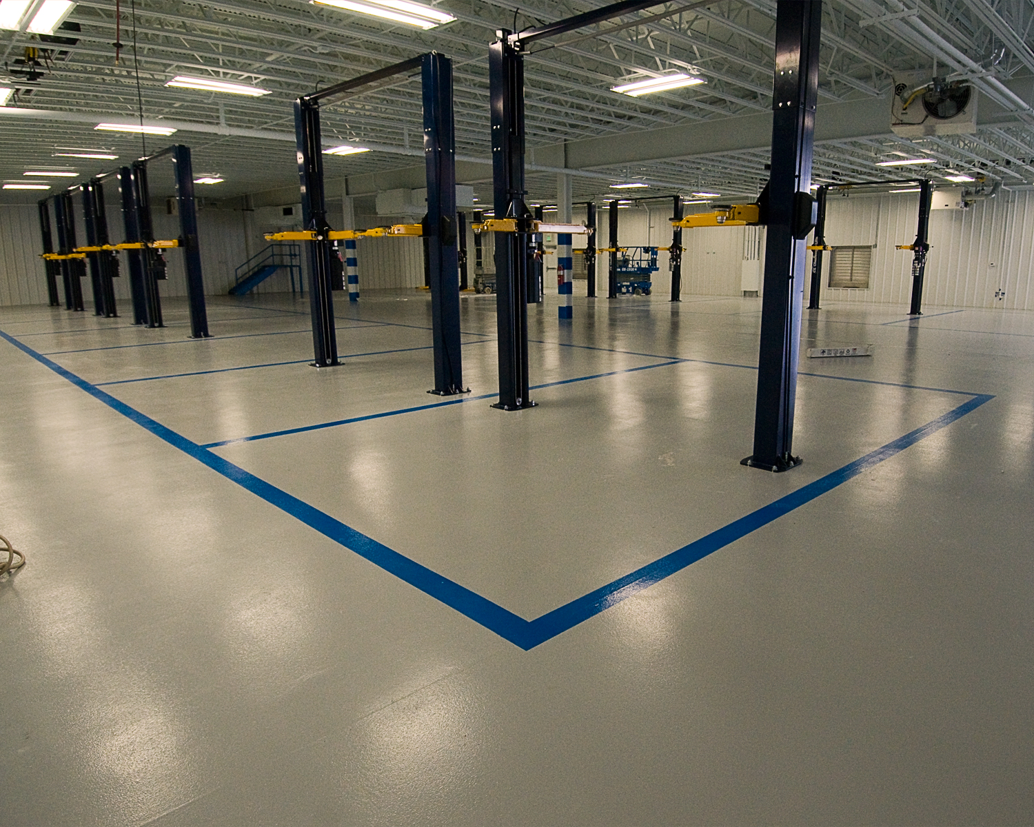 Time Saving Architectural Specifications  Industrial