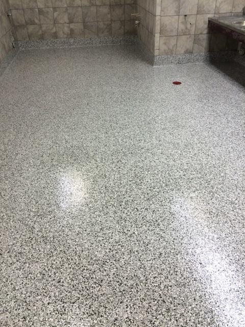 Epoxy Terrazzo Flooring Systems  Are They Right for Your