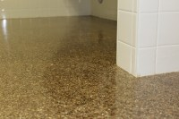 Flooring Trend: Epoxy Flooring with Flakes - Florock