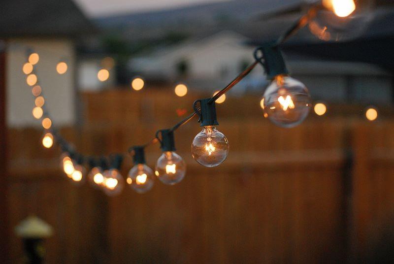 Ghirlande luminoase pentru exterior  FLORONIE
